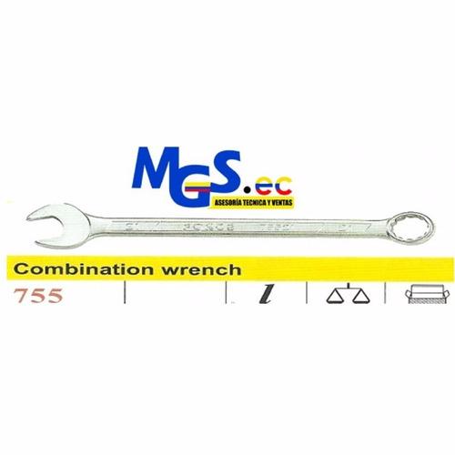 llave combinacion acero cromo vanadio 24mm marca force