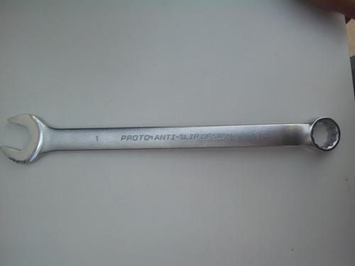 llave combinada proto anti-slip desing de 1