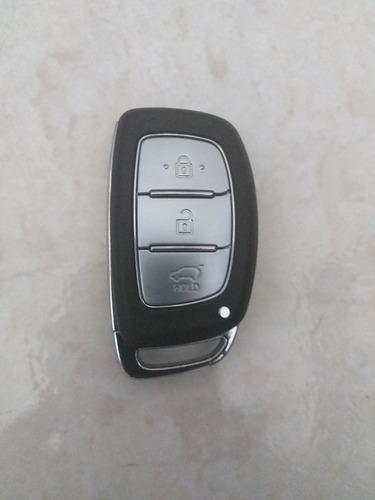 llave control hyundai