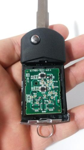 llave control mazda 3  313.8 mhz (314)