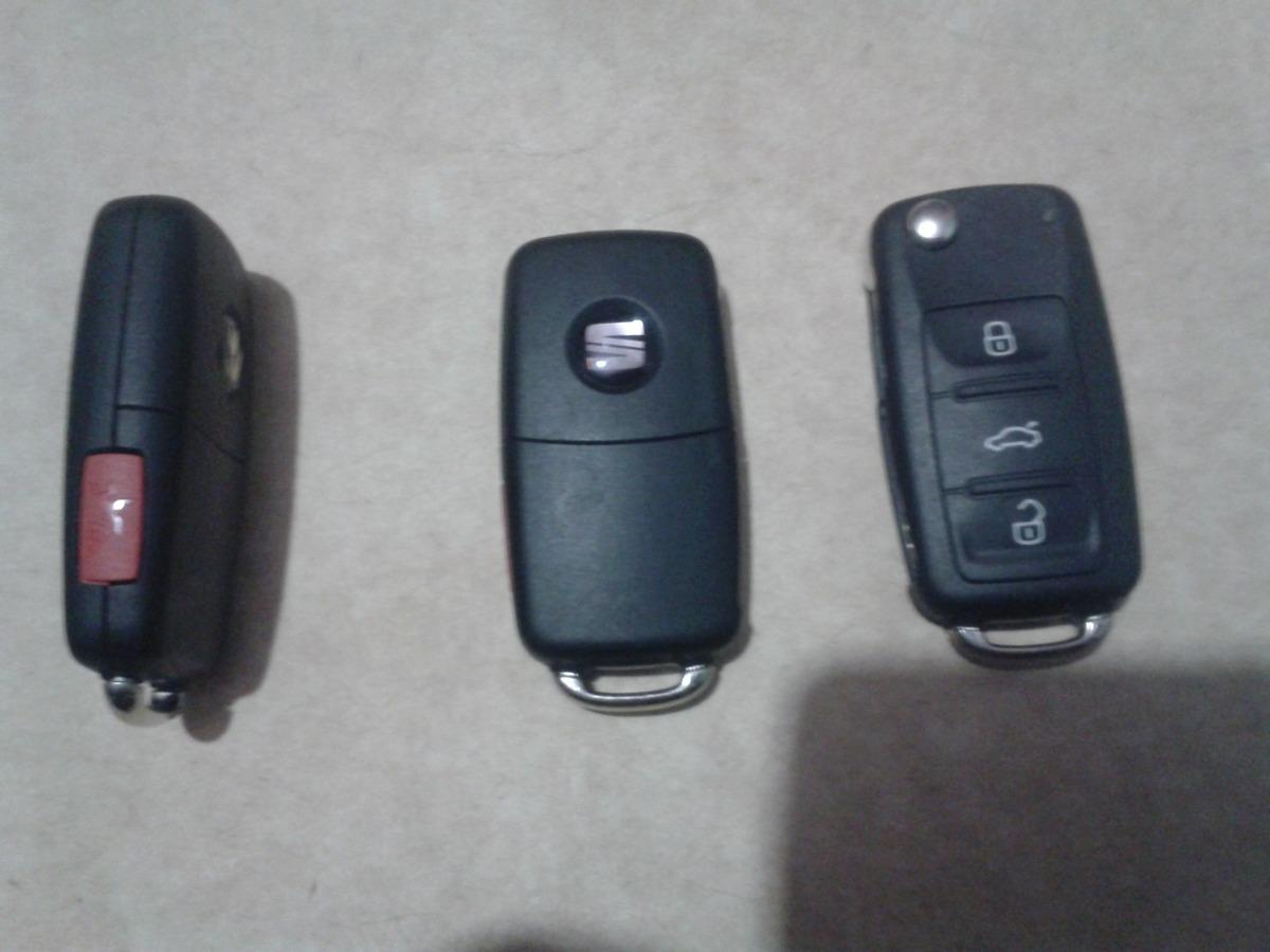 31edc4436 llave control remoto seat ibiza leon nueva original panic. Cargando zoom.