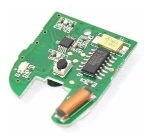 llave control renault twingo clio 433mhz chip