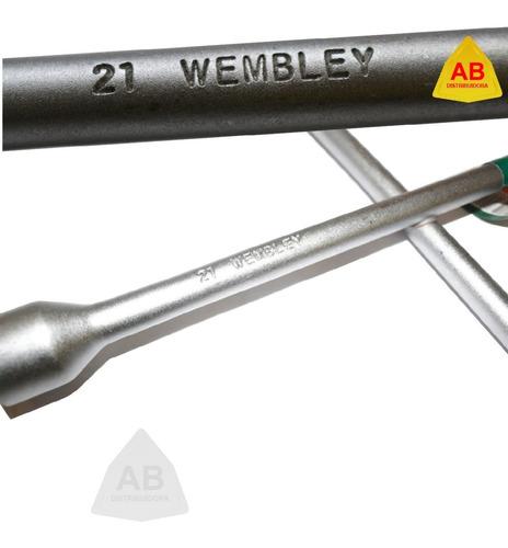 llave cruz cromada auto 17  19  21  23 mm wembley bremen