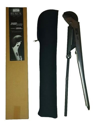 llave de caño reforzada 142t bahco 426 mm 142t pintumm