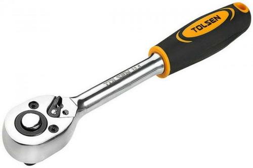 llave de criquet encastre 3/8  tolsen industrial 15119