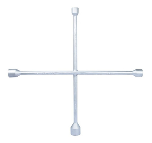 llave de cruz automovil  17-19-21-23mm x 14 pulgadas