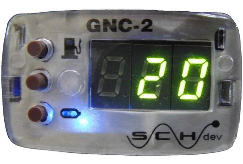 llave de gnc digital (kit completo)