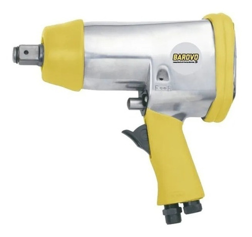 llave de impacto 610n pistola neumatica encastre 3/4 barovo