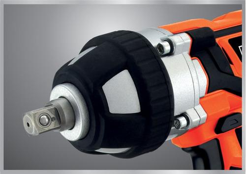 llave de impacto a bateria 18v litio 1/2 40nm dowen pagio