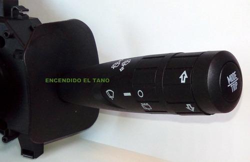 llave de luces fiat palio-siena c/baliza ovalada trip 2009»