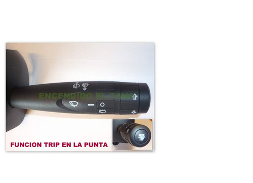 llave de luces fiat palio siena c/baliza y trip 2009»