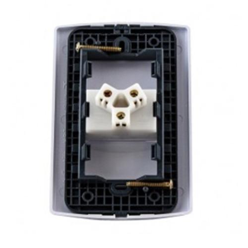 llave de luz sica life armada 1 modulo