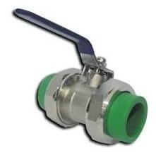 llave de paso esferica de palanca 32mm termofusion aprobado