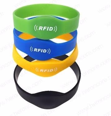 llave de proximidad rfid 125khz tipo brazalete