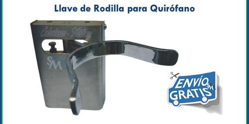 llave de rodilla para lavabo de cirujano  °envío gratis°