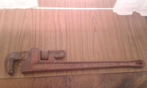 llave de tubo 24 pulgadas
