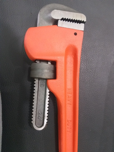 llave de tubo de 24 pulgadas made in u.s.a