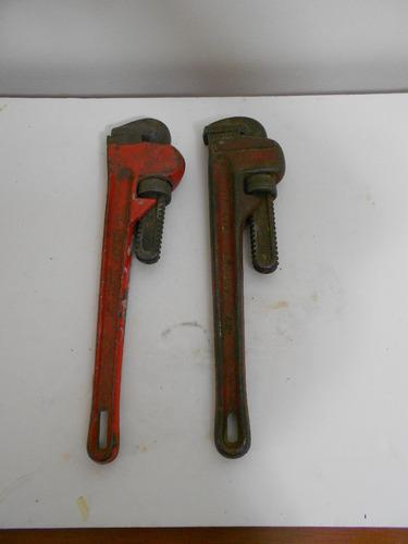 llave de tubo heavy duty 14 stanley (379)