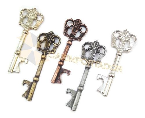 llave destapador souvenir antiguo ideal boda casamiento x10