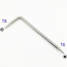 Llave Destornillador Torx T8 Y T6/xbox 360/xbox One