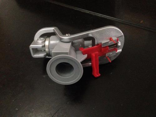llave dispensador enfriador de agua disx 20 gris $299 c/u