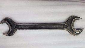 Elora 895008095100 Double open ended spanner DIN 895-8x9mm