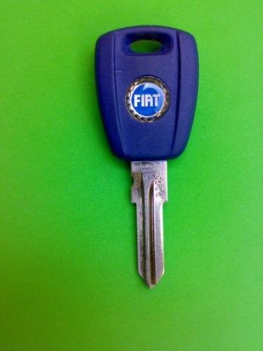llave fiat palio, sienna, idea, uno. con chip original