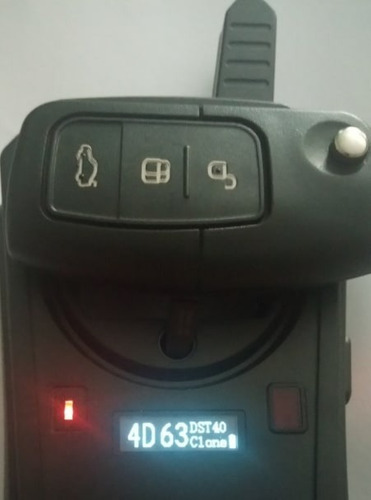 llave ford fiesta focus  programable