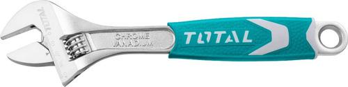 llave francesa ajustable 250 mm total industrial 35 apertura