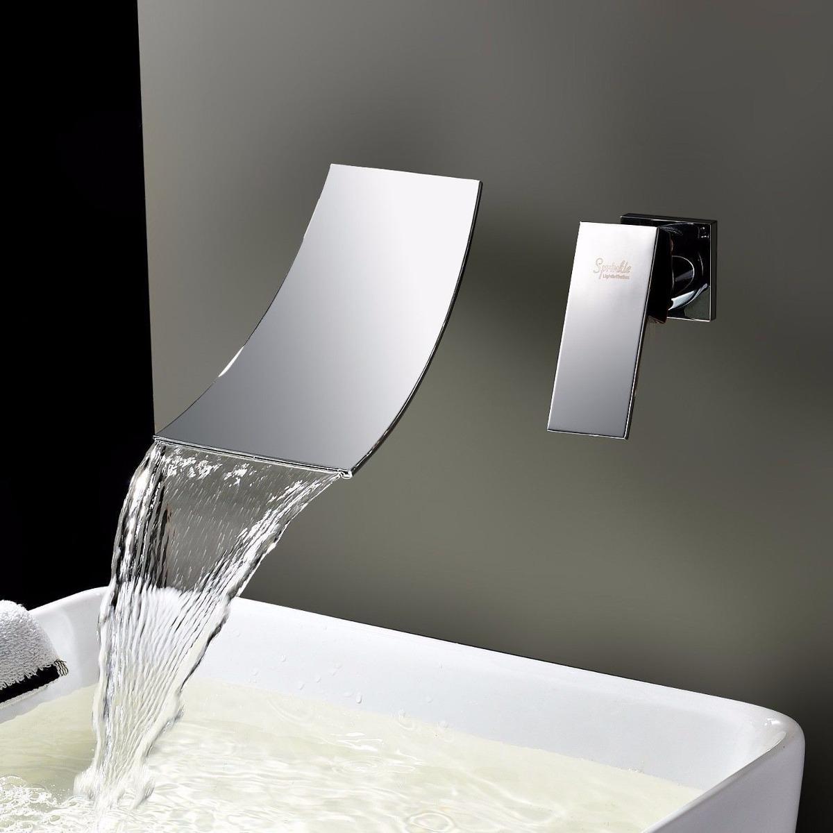 Griferia Para Baño En Mercado Libre: Baño O Tina Mezcladora Monomando Muro – $ 1,97400 en Mercado Libre
