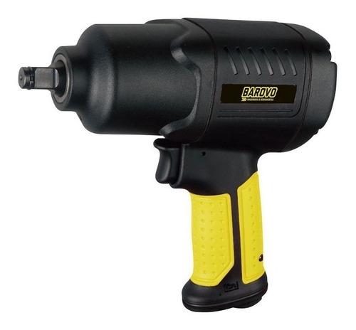 llave impacto pistola neumática 1/2 doble martillo barovo