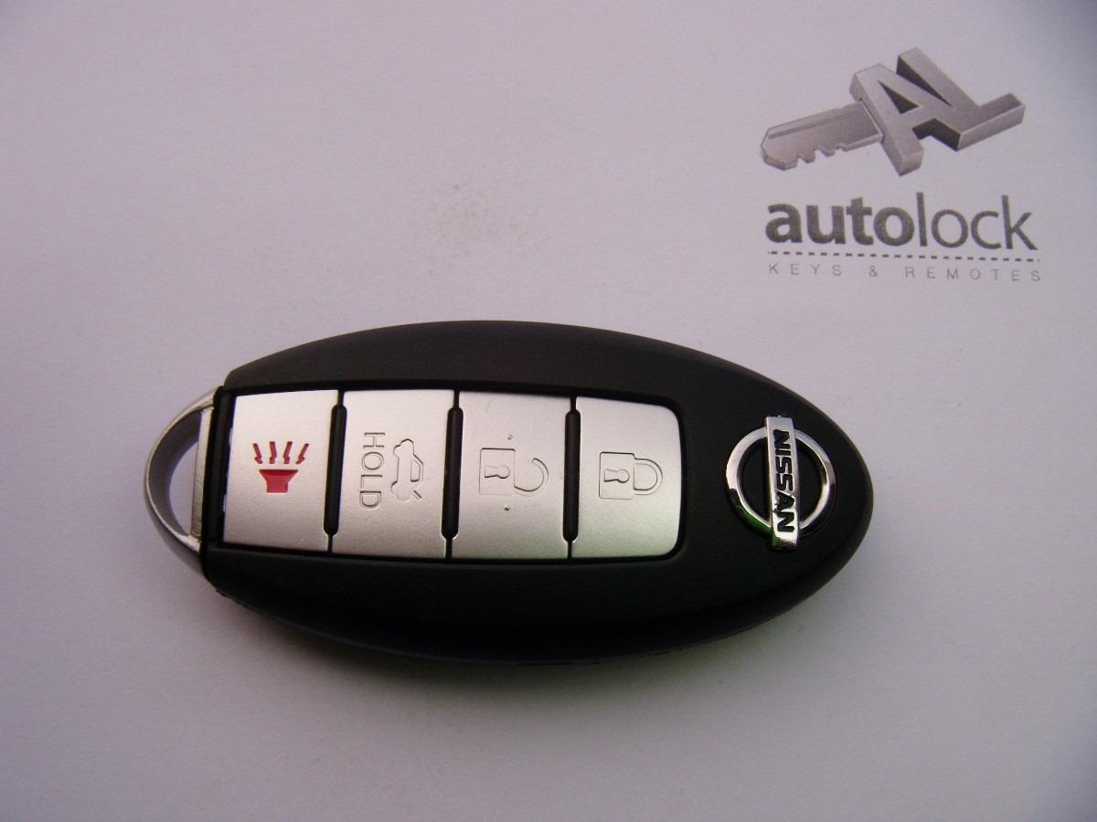 2d2c0b271 llave inteligente smart key para nissan sentra altima maxima. Cargando zoom.
