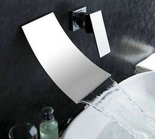Llave grifo lavabo ba o o tina pared monomando muro 2 for Llaves para tina de bano urrea