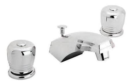 llave lavamanos 4pg artesa cromo conjunto grival ae1070001