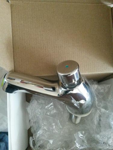 llave lavamanos cierre automatico fundicion pacifico fp