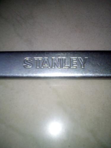 llave mecanica hexagonal stanley 1 y 1/16