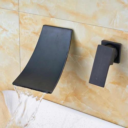 llave mezcladora monomando grifo pared lavabo o tina r0-700