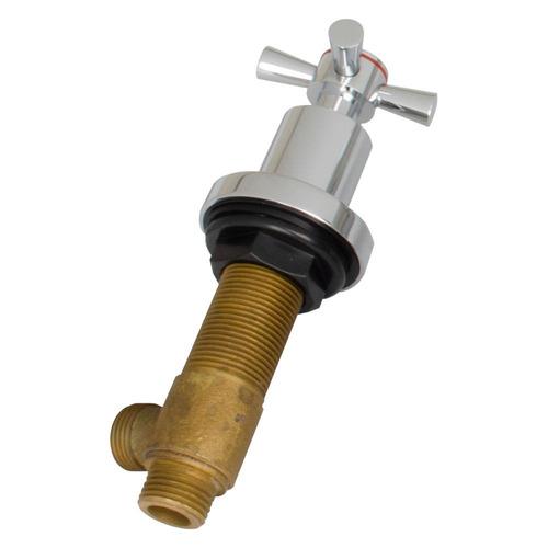 llave mezcladora para lavabo con desagüe automático