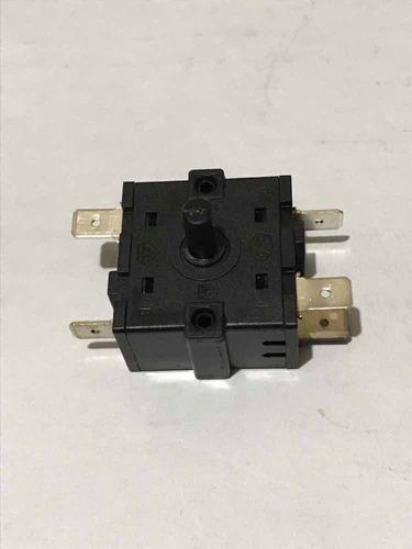 llave para estufas o caloventor 5 contactos