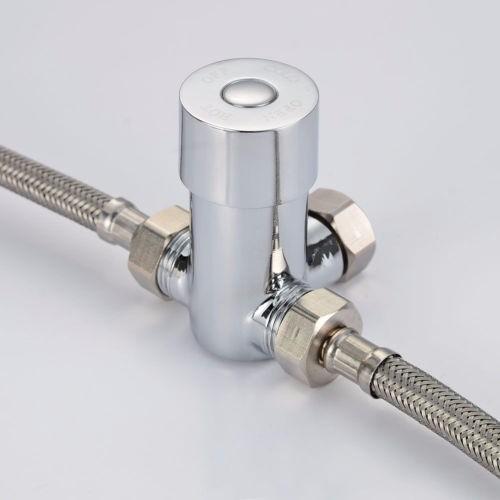 Llave para lavabo c sensor infrarojo automatica envio for Llaves para lavabo antiguas