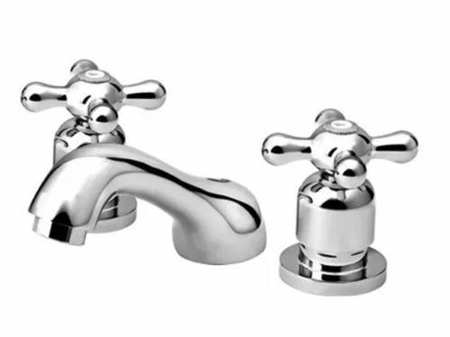 llave para lavamano fundición pacífico  fp cross