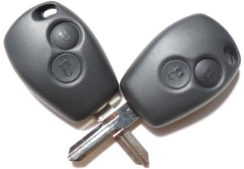 llave para renault clio -kangoo -symbol -sandero - logan