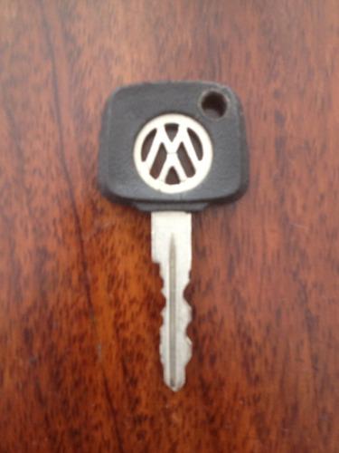 llave para volkswagen