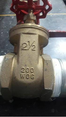 llave paso de agua de 2 medio fp