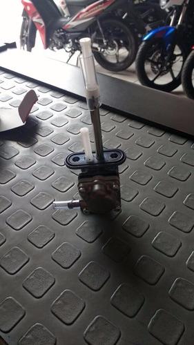 llave paso gasolina para motocicleta yamaha dt-125 original