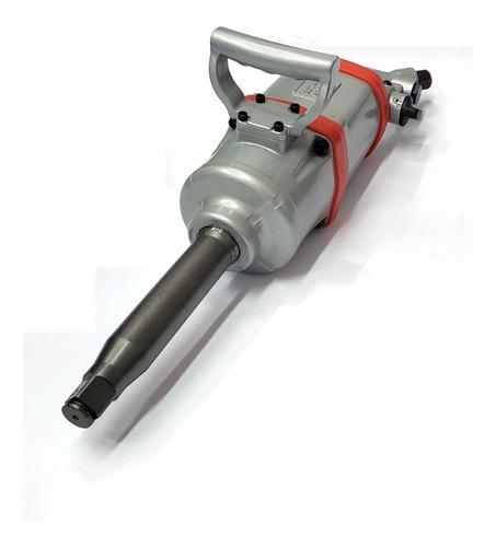 llave pistola impacto neumatica 1 pulgada  eje largo 5800nm