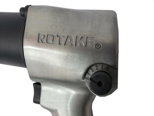 llave pistola impacto neumatica 680 nm enc 1/2   rotake 5268