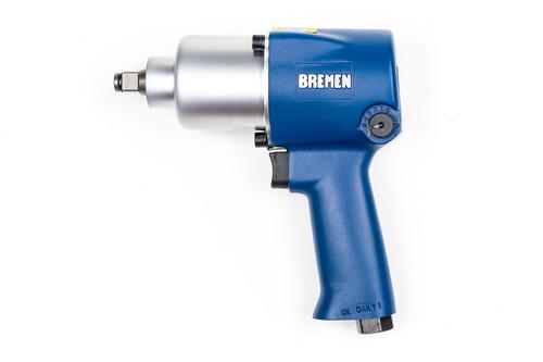llave pistola impacto neumática enc 1/2 industrial bremen