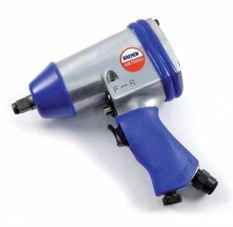 llave pistola impacto neumatica enc1/2 kit 17pz bremen 3388