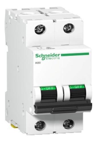 llave termica bipolar 2x10 4.5ka a9n11782 schneider - tofema